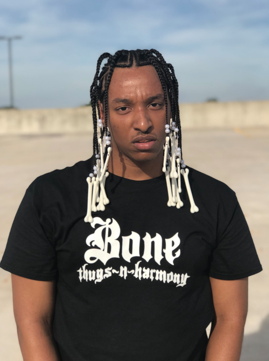 Magnus Juliano Bone Thugs-N-Harmony Beads